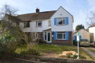 3 bed semi detached house in Cory Crescent...