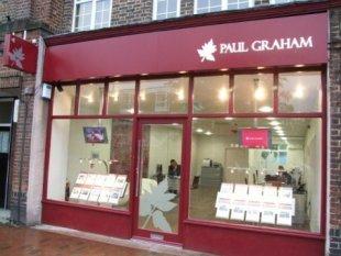 Paul Graham, Carshaltonbranch details