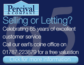 Get brand editions for Percival & Company, Earls Colne