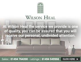 Get brand editions for Wilson Heal, Little Chalfont