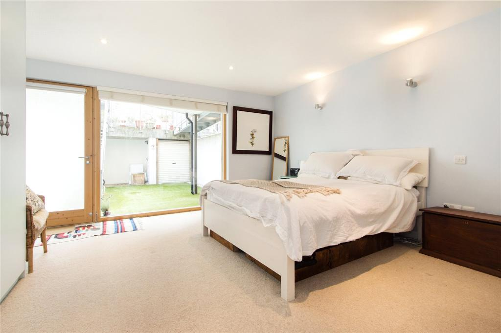 Spaced Out,Master Bedroom