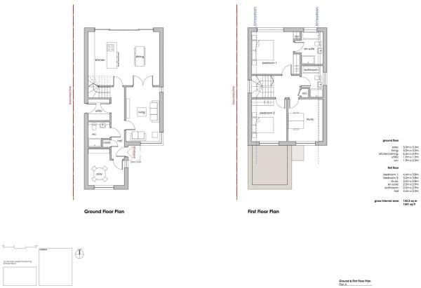 Floorplan Plot A