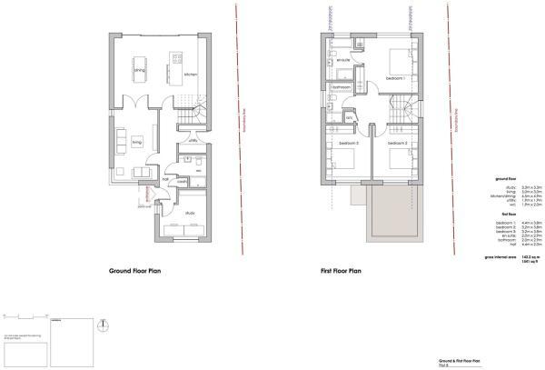 Floorplan Plot B