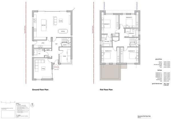 Floorplan Plot C
