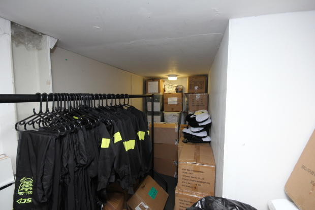 Hull FC Stockroom
