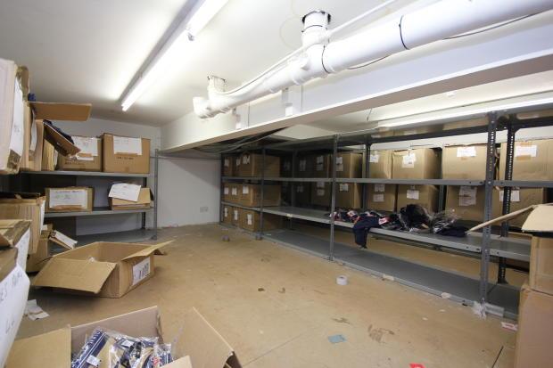 Hull KR Stockroom