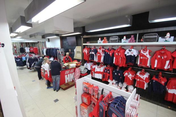 Hull KR Shopfloor