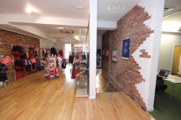 Hull KR Upstairs