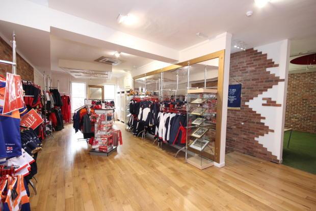 Hull KR Shopfloor Upstairs