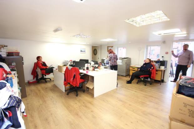 Hull KR Offices