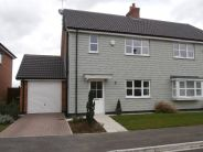 3 bed semi detached house for sale in Aintree, Benninga Chase...