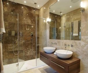 Small ensuite wet room ideas joy studio design gallery for Small on suite bathroom ideas