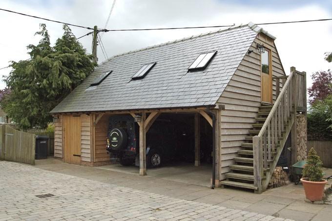 5 bedroom house for sale in the rosary kirklington dl8 for Annexe garage