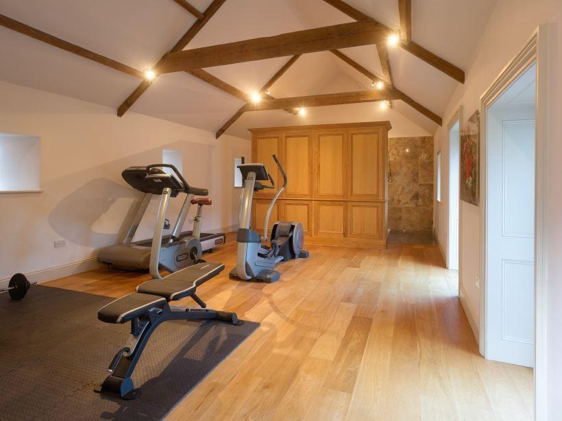 Bedroom detached house for sale in elm tree barn