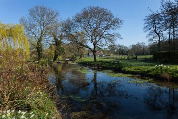 Brompton canal