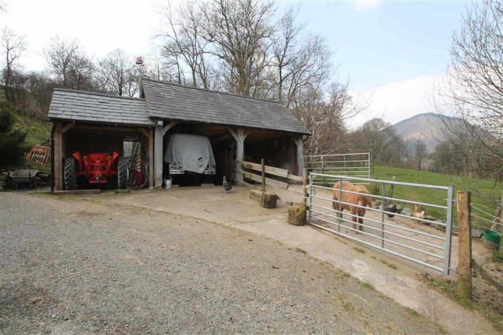 Outbuildings & Oak Framed Barn