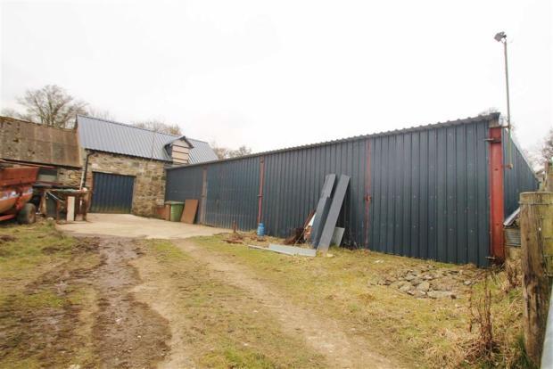 Rear Outbuilding
