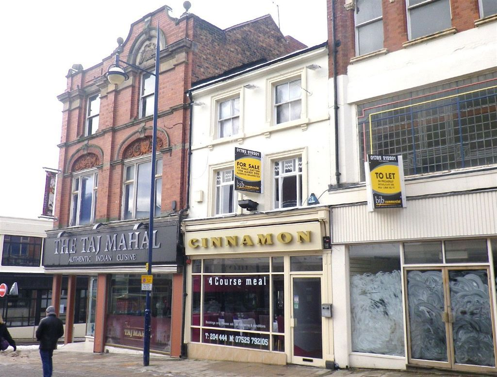 Properties For Auction Stoke On Trent