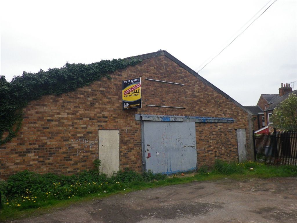Wharehouse Property For Sale In Crewe