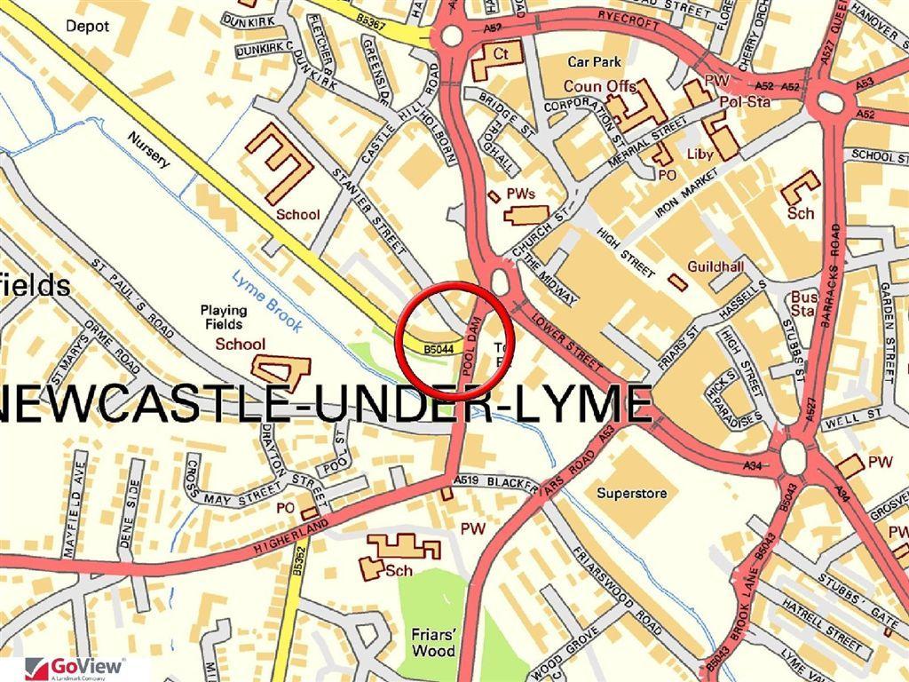 Silverdale Road Property Newcastle Under Lyme