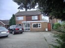 Detached property in New House Lane...