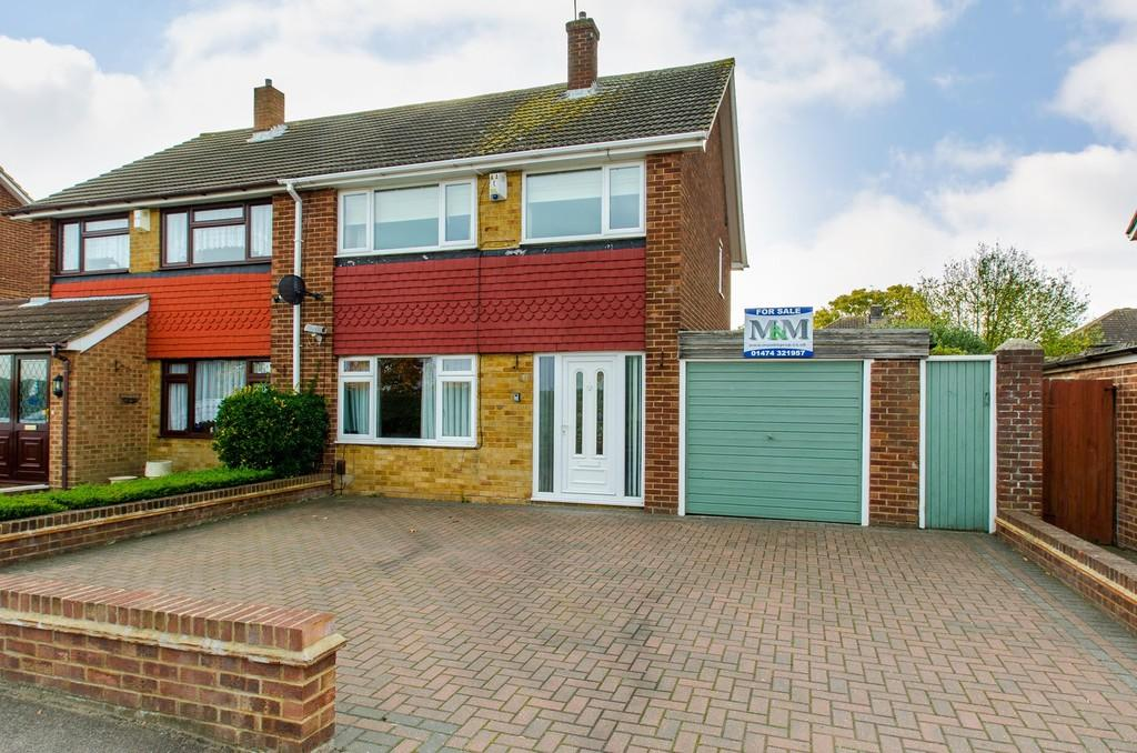 3 Bedroom Semi Detached House For Sale In Thong Lane
