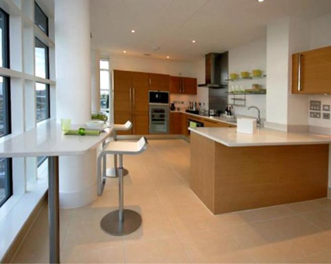 Open plan kitchen design ideas photos inspiration for Kitchen ideas rightmove