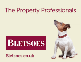 Get brand editions for Bletsoe Estate Agents, Thrapston