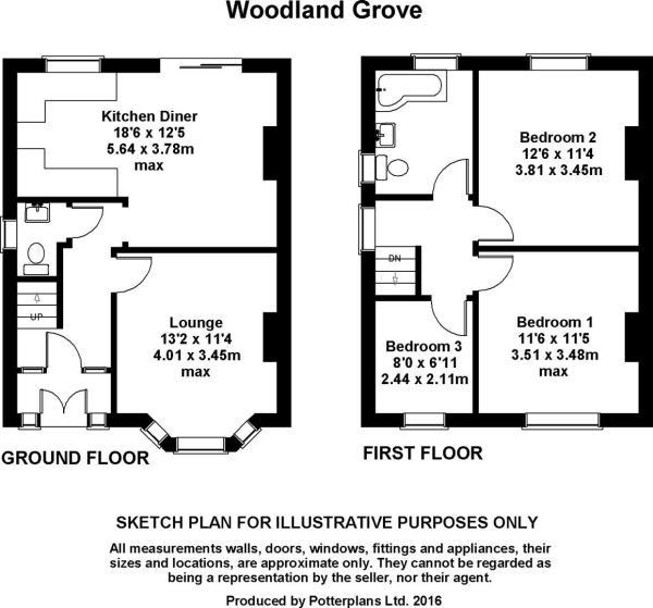 Woodland Grove Plan.