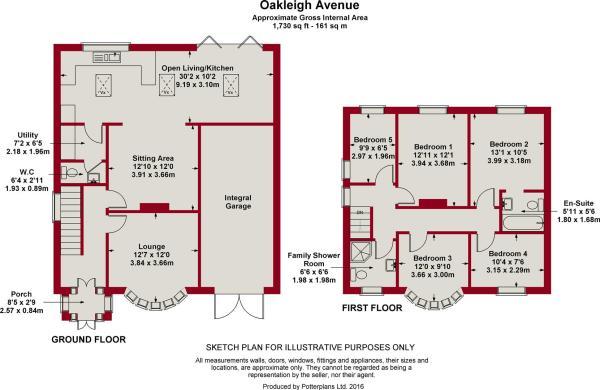 Oakleigh Avenue Plan