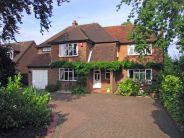 Detached property in Hazlemere Road, Penn...