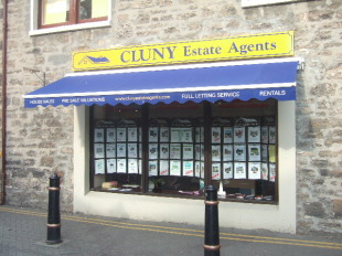 Cluny Estates Agents & Property Management, Elginbranch details
