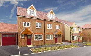 Mill Hill by Redrow Homes, Mill Hill,