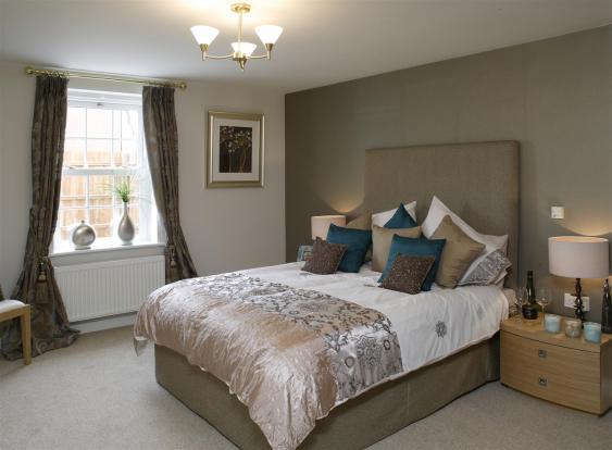 Typial Bedroom
