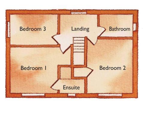 Plot 10 first floor.