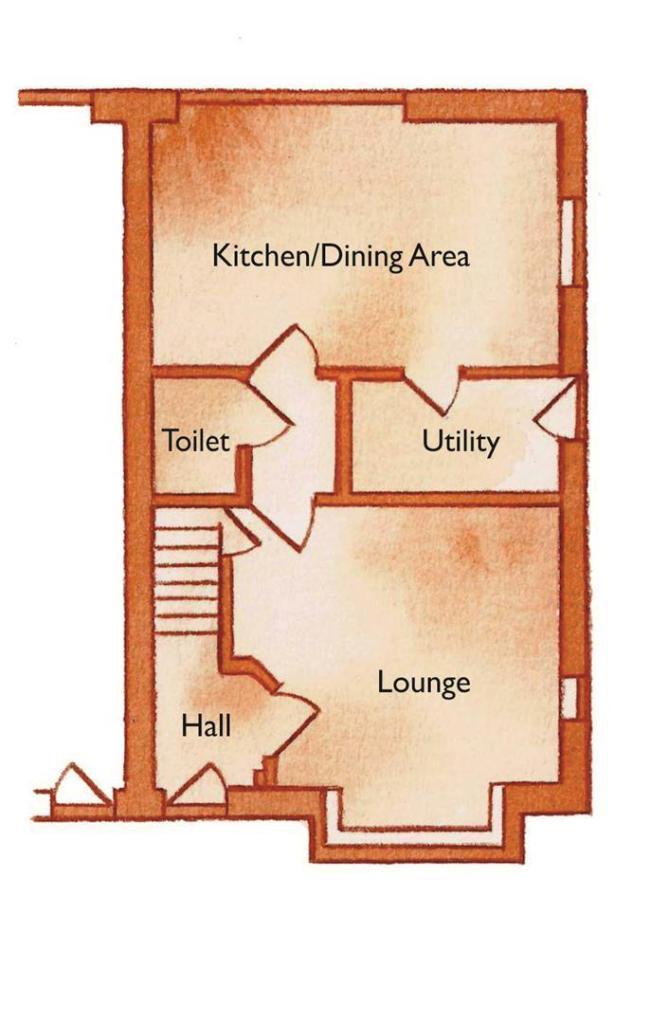 Plot 7 ground floor.
