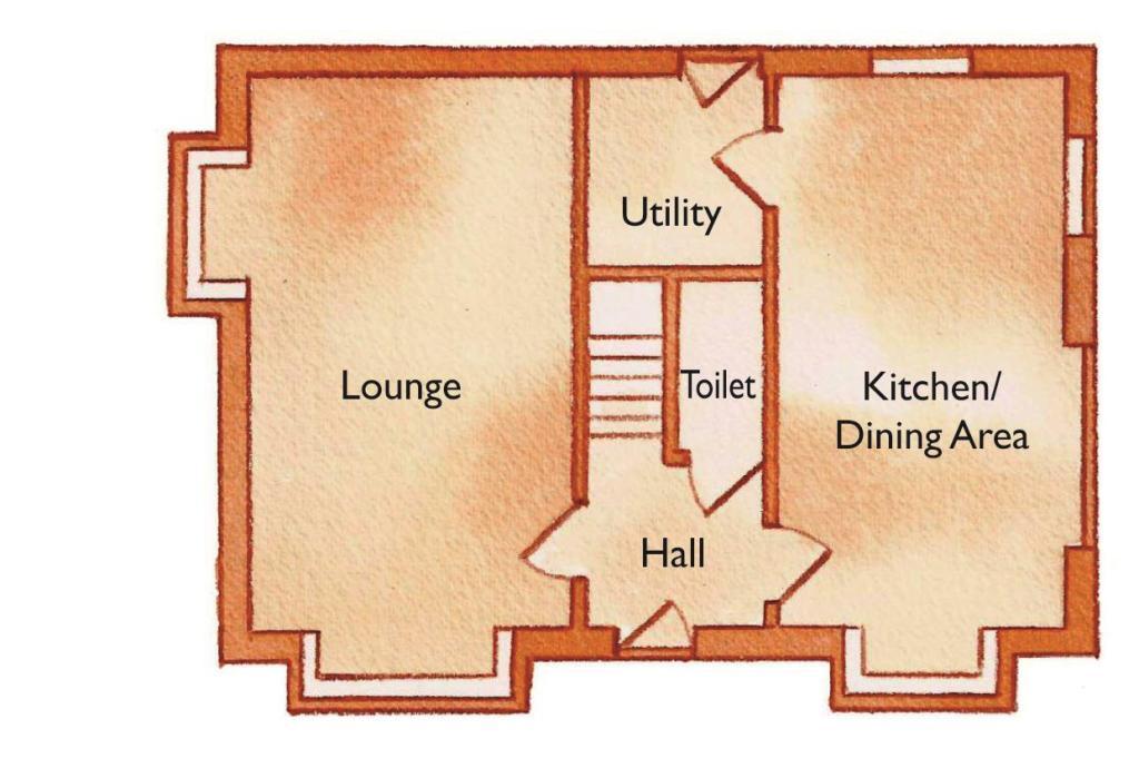 Plot 3 ground floor.
