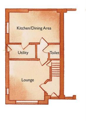 Plot 1 ground floor.