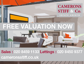 Get brand editions for Camerons Stiff & Co, London - Lettings
