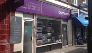 Chestertons Estate Agents , Kentish Townbranch details