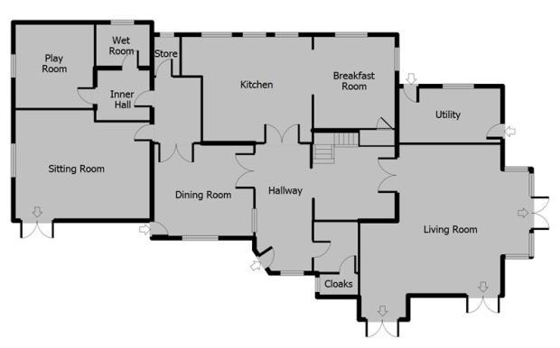 Floorplan Ground