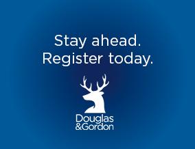 Get brand editions for Douglas & Gordon, Pimlico & Westminster