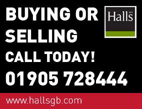 Get brand editions for Halls Estate Agents, Worcester
