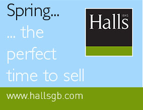 Get brand editions for  Halls Estate Agents , Worcester