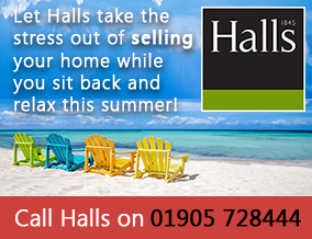 Get brand editions for  Halls Estate Agents , Worcester