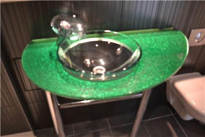 GLASS BOWL SINKS