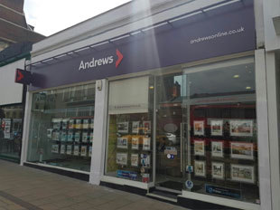 Andrews Letting and Management, Putneybranch details