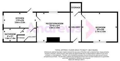 Floorplan - 84C Western Road