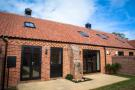semi detached property for sale in 3 West End barns, Stalham