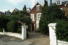 Detached property in Westcombe Park Road...
